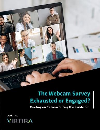 The Webcam Survey Cover April 2021