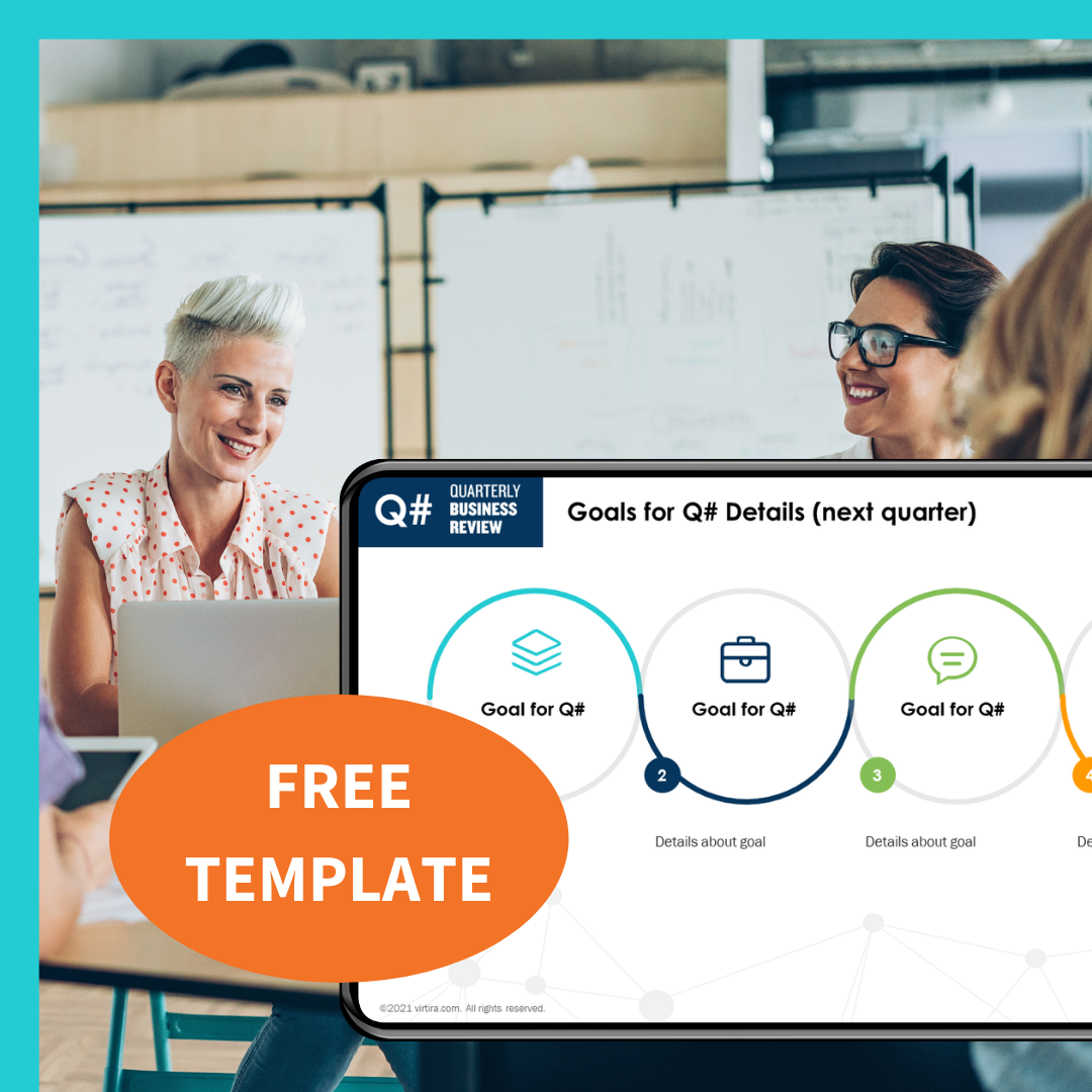 Get your free QBR template!